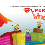 Super-Pirilampo e os seus Minions!