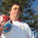 Norberto Santos na seleção nacional de futsal