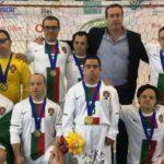 Campeões Europeus! Parabéns, Seleção! Parabéns Norberto Santos!