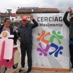 CERCIAG movimentou CERCIMIRA